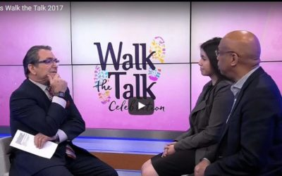 NBC Highlights Walk the Talk 2017