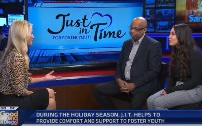 KUSI Highlights Just In Time for Foster Youth's Holiday Season