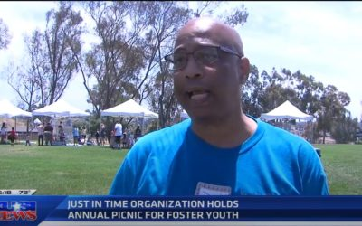 Annual Family Reunion Picnic Featured on KUSI