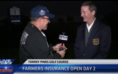 Just in Time Mentioned in KUSI Interview with President of Century Club