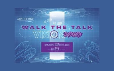 Walk the Talk, Just in Time for Foster Youth's 7th Annual Celebration, Set for March 14, 2020