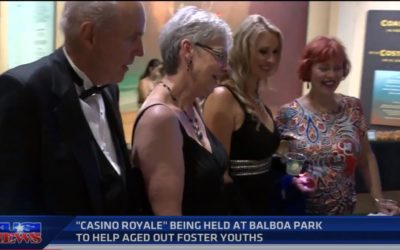 Casino Royale Fundraiser Featured on KUSI
