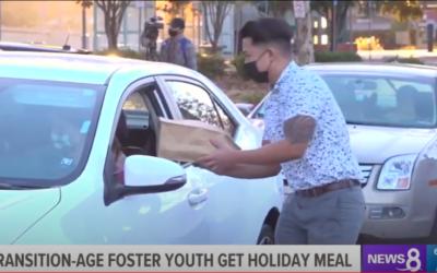 JIT Hosts Thanksgiving Dinner Drive-Thru